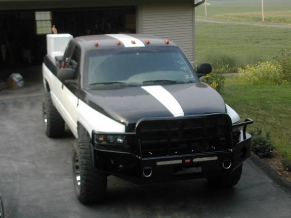 Large on 1998 Dodge Ram 1500