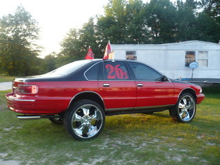 justin 95chevy 1995 chevrolet caprice specs photos modification info at cardomain cardomain