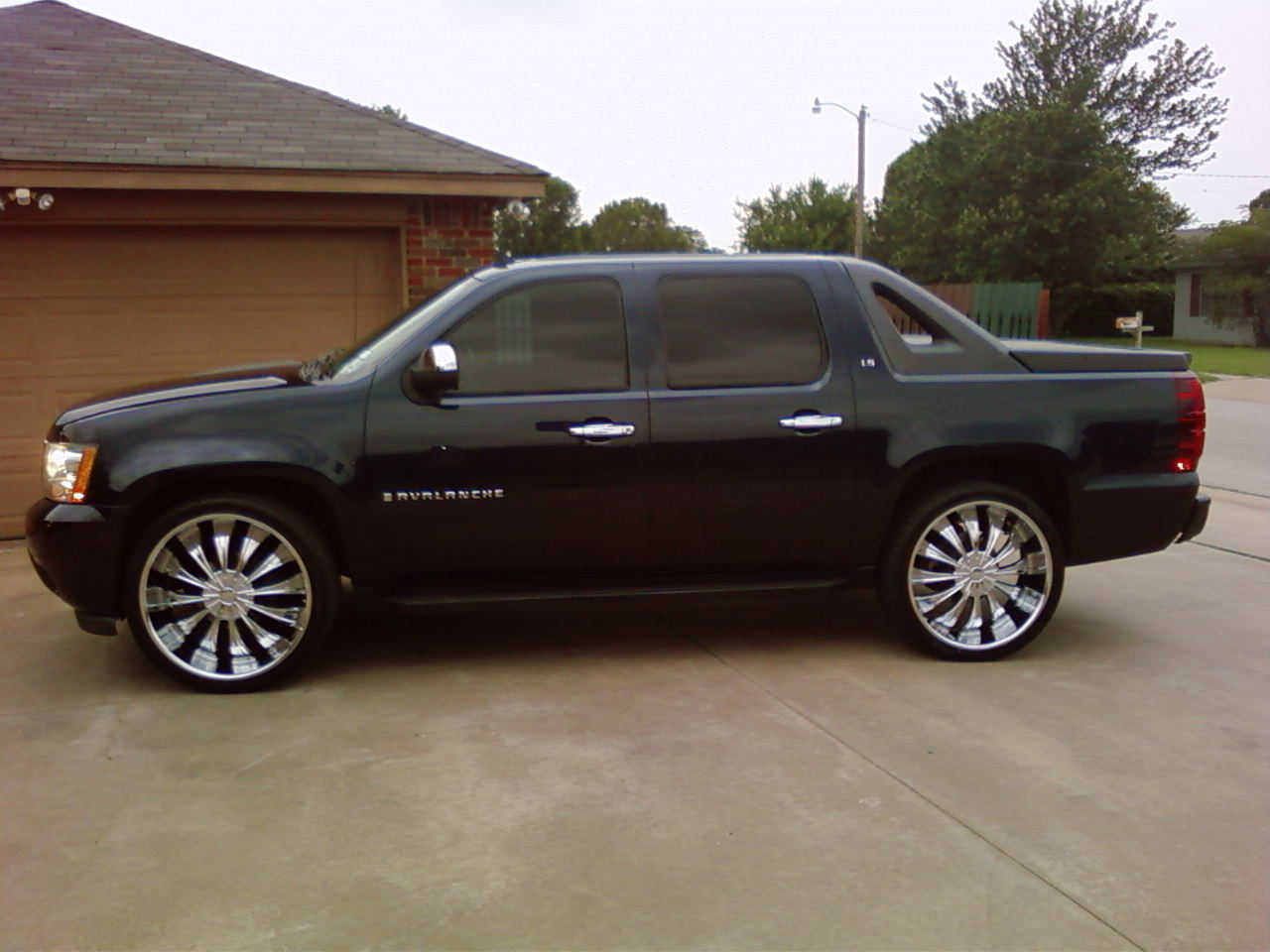 dany4324 2007 chevrolet avalanche specs photos. Black Bedroom Furniture Sets. Home Design Ideas