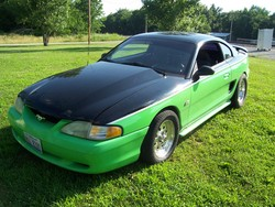 dragstangmmas 1994 Ford Mustang