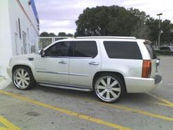 mcdesignwhipss 2008 Cadillac Escalade