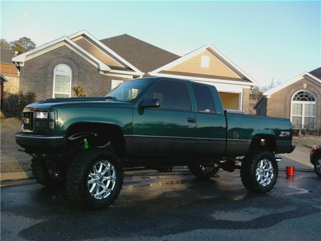 Another Jnic815 1997 GMC Sierra 1500 Extended Cab post... - 13264415