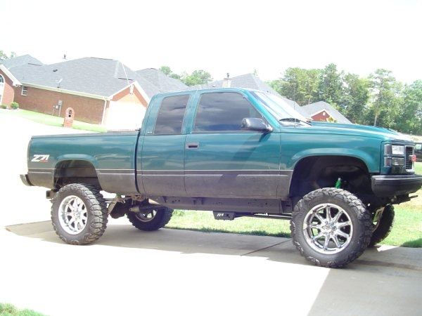 Another Jnic815 1997 GMC Sierra 1500 Extended Cab post... - 13264440