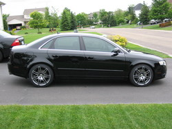 Dinoraquet22s 2007 Audi A4