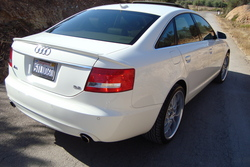 02TYSONs 2006 Audi A6