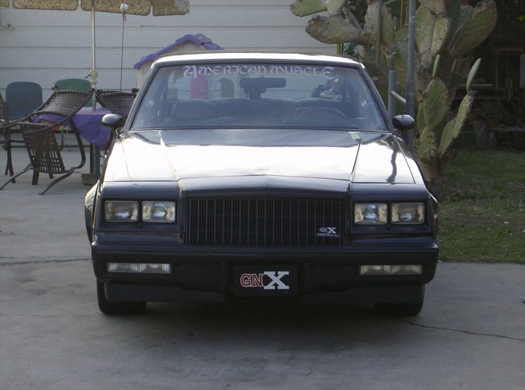 Another -SKORPION_32- 1982 Buick Regal post... - 13622072