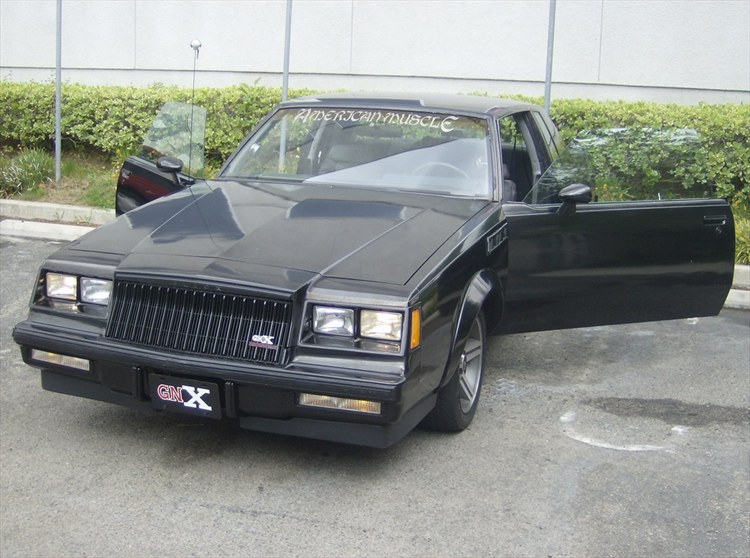Another -SKORPION_32- 1982 Buick Regal post... - 13622098