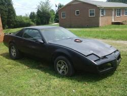 HighSpeedMission 1984 Pontiac Firebird