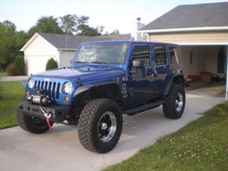 jkbeasts 2009 Jeep Wrangler