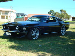 scj_sams 1969 Ford Mustang