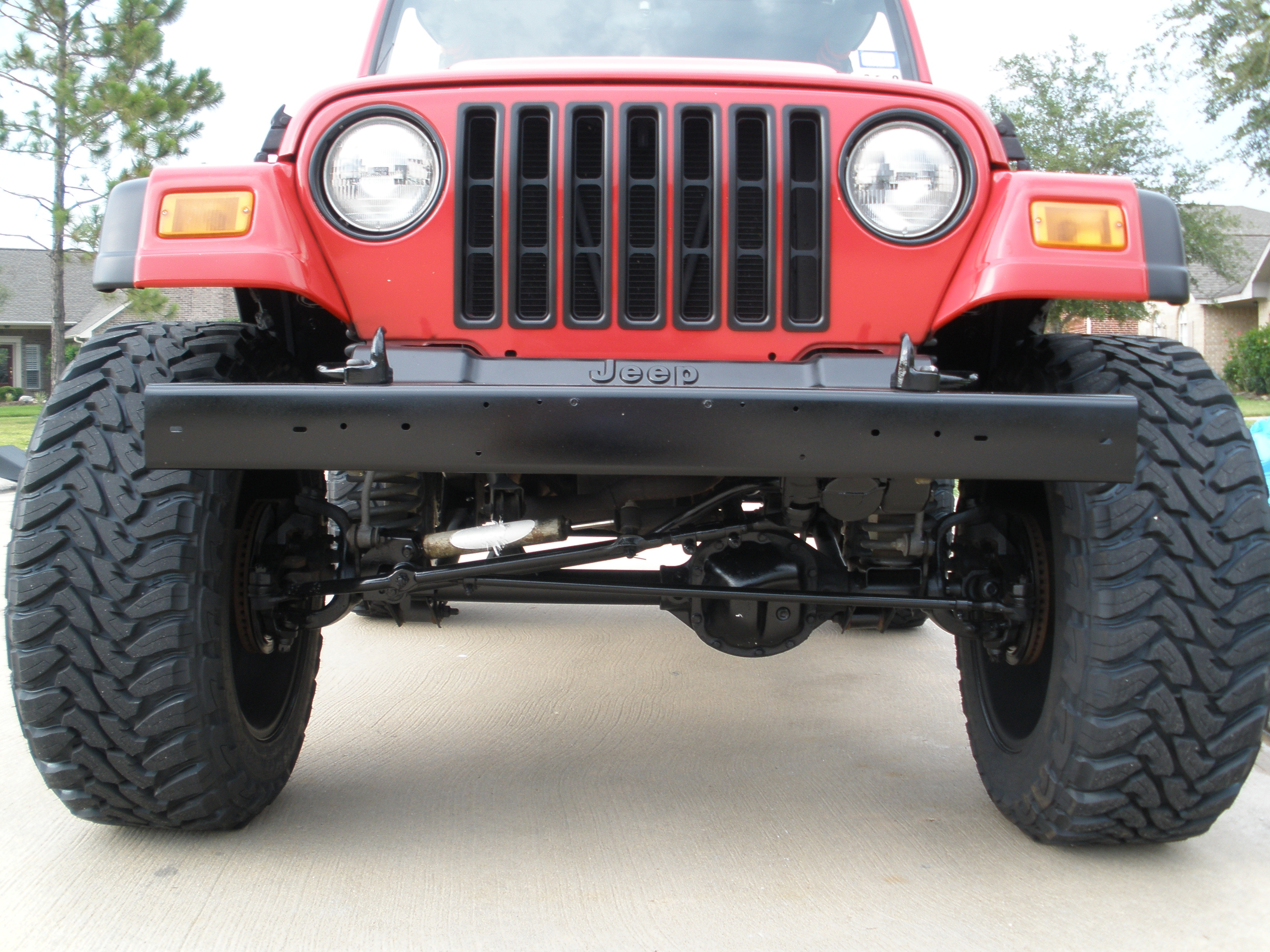 Another 006006 2003 Jeep Wrangler post... - 13266093