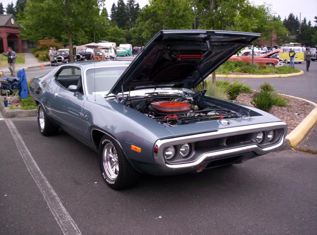 Another dewilkinson 1972 Plymouth Roadrunner post... - 12509370