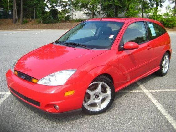 mgrimes554 2003 Ford Focus 13269722