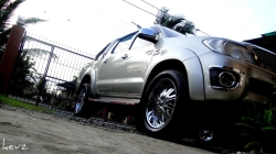 kevin3000 2009 Toyota HiLux
