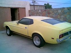 karter18s 1971 Ford Mustang