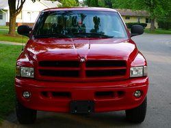 kingreySean 1999 Dodge Ram 1500 Regular Cab