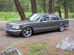 howe2002s 1989 Mercedes-Benz S-Class