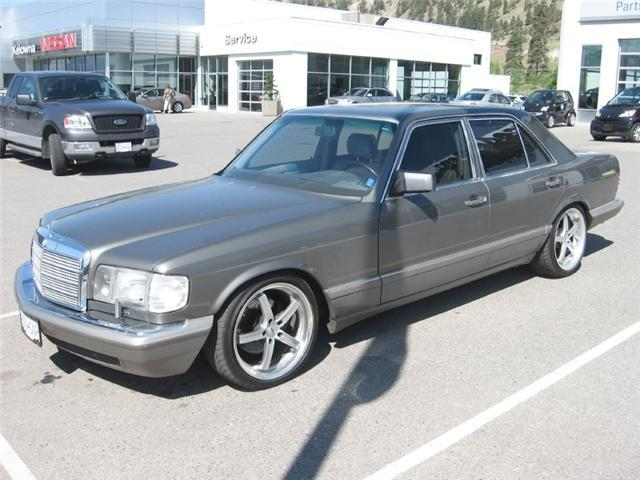 Another howe2002 1989 Mercedes-Benz S-Class post... - 13268239