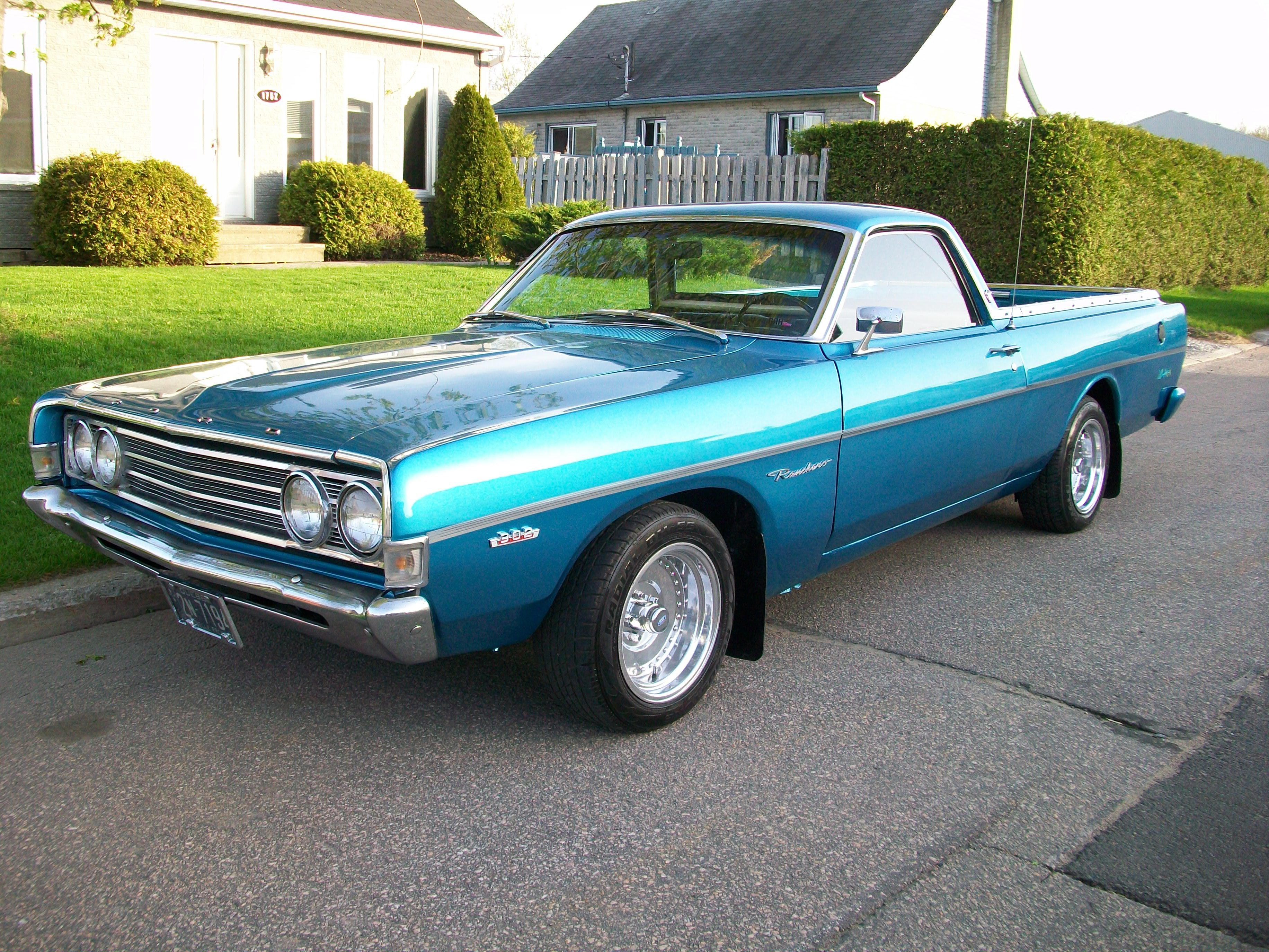 Ford Ranchero Classic Cars Pinterest Ford And Cars