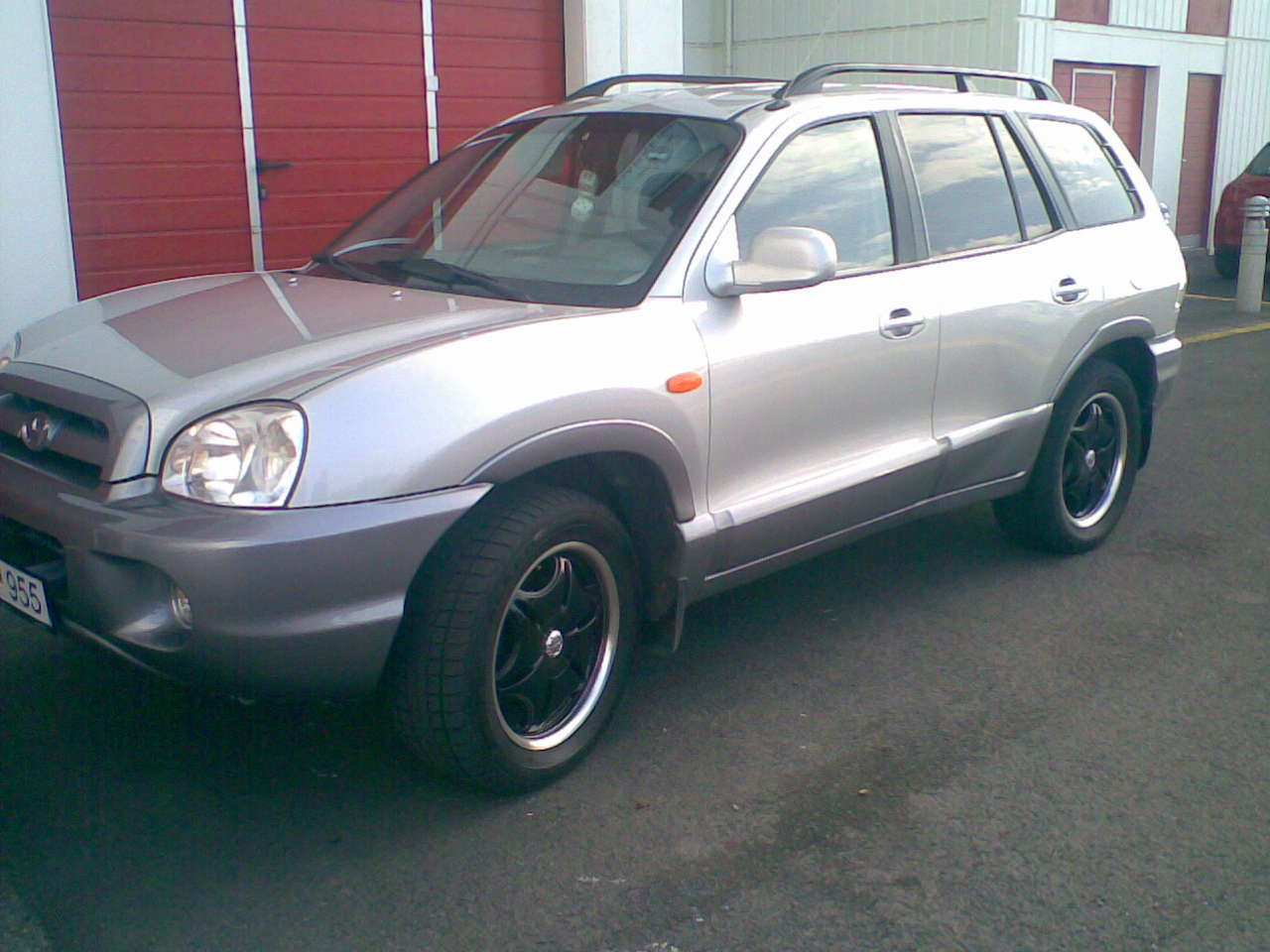 bippidaice 2004 hyundai santa fe specs photos modification info at cardomain. Black Bedroom Furniture Sets. Home Design Ideas