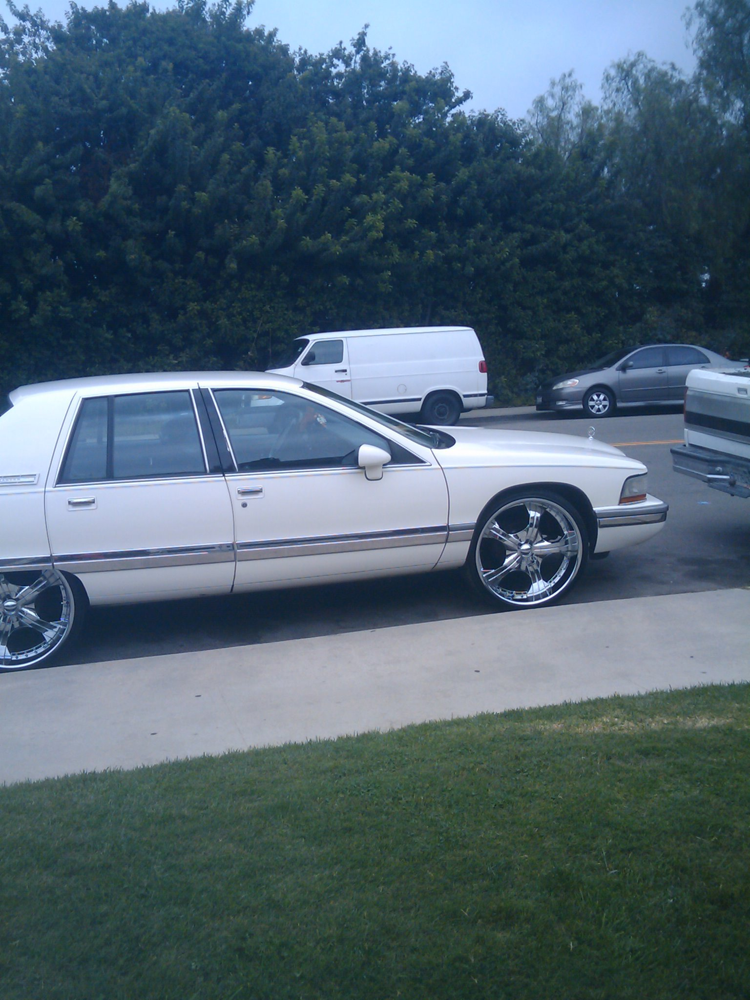 EastTxswagger 1995 Buick Roadmaster