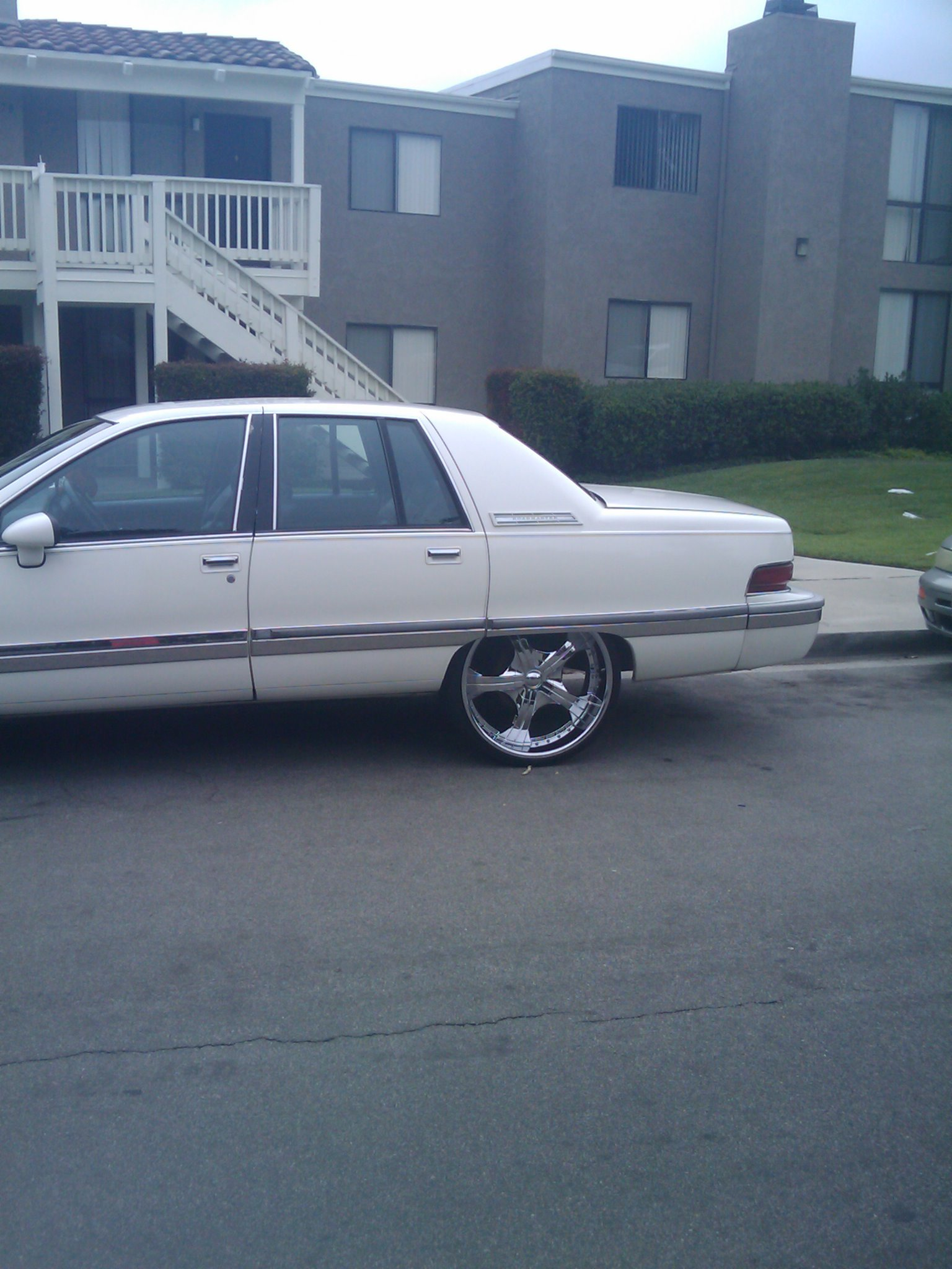 EastTxswagger 1995 Buick Roadmaster 13271964