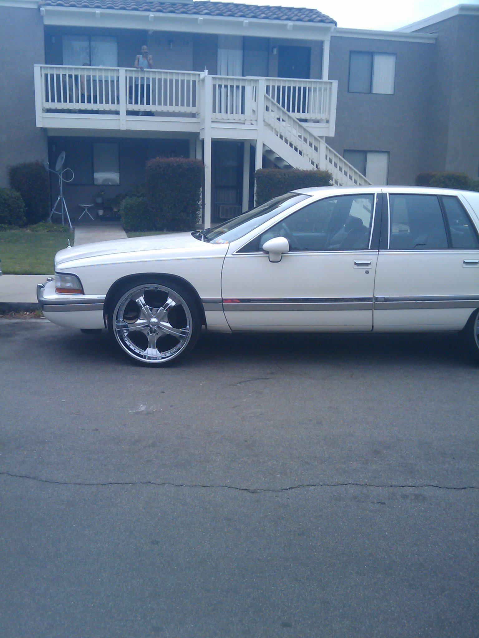 EastTxswagger 1995 Buick Roadmaster 13271965