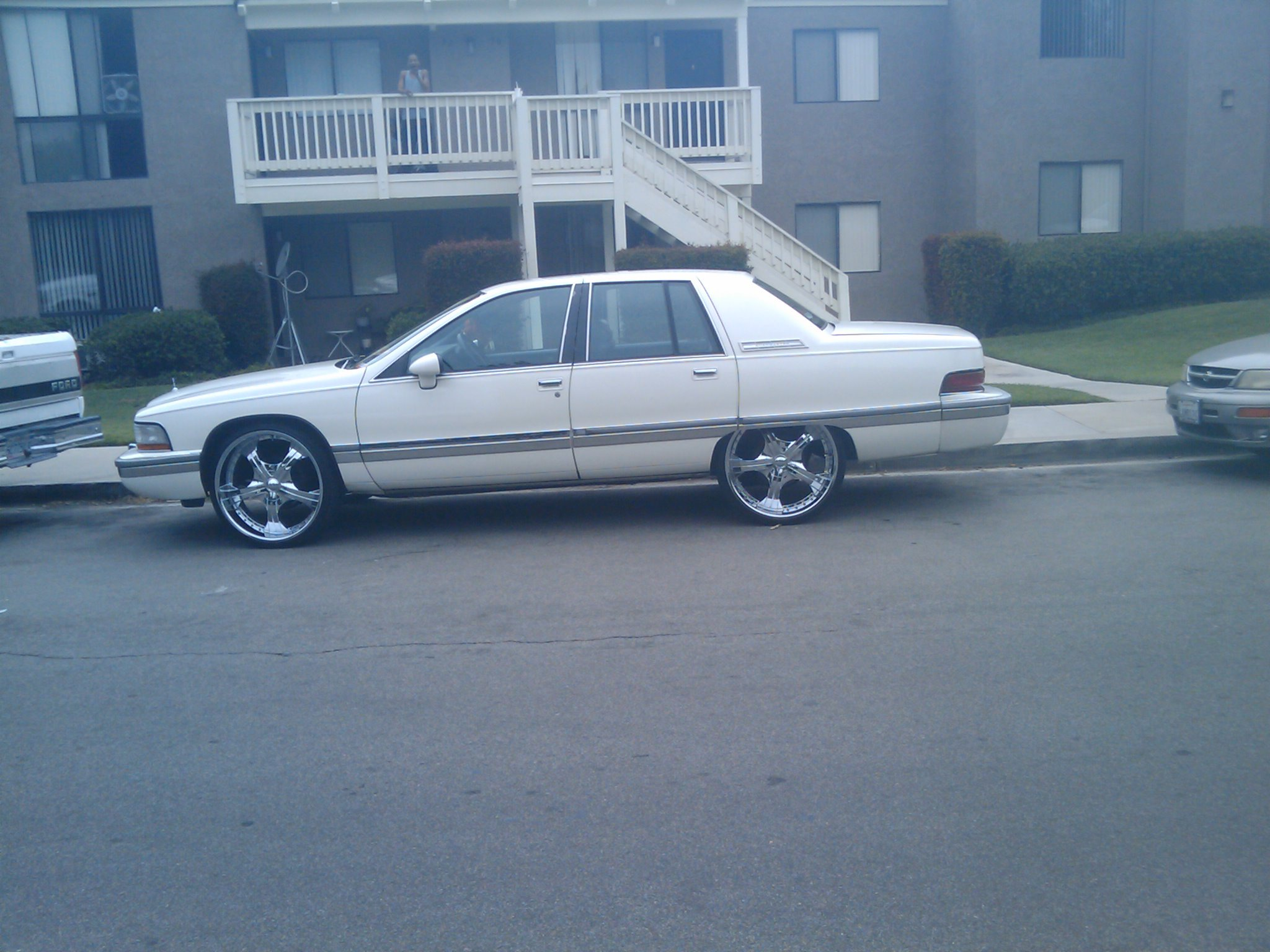EastTxswagger 1995 Buick Roadmaster 13271966