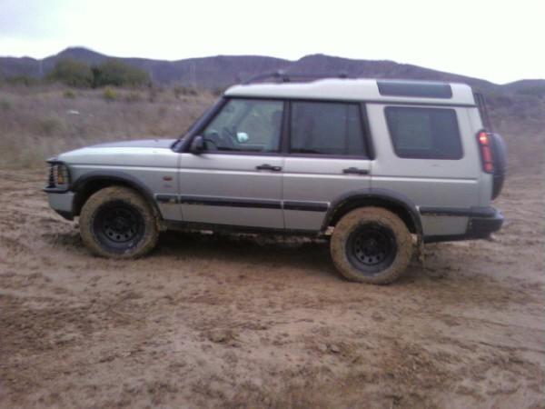 Another conradaleks 2003 Land Rover Discovery post... - 13273295