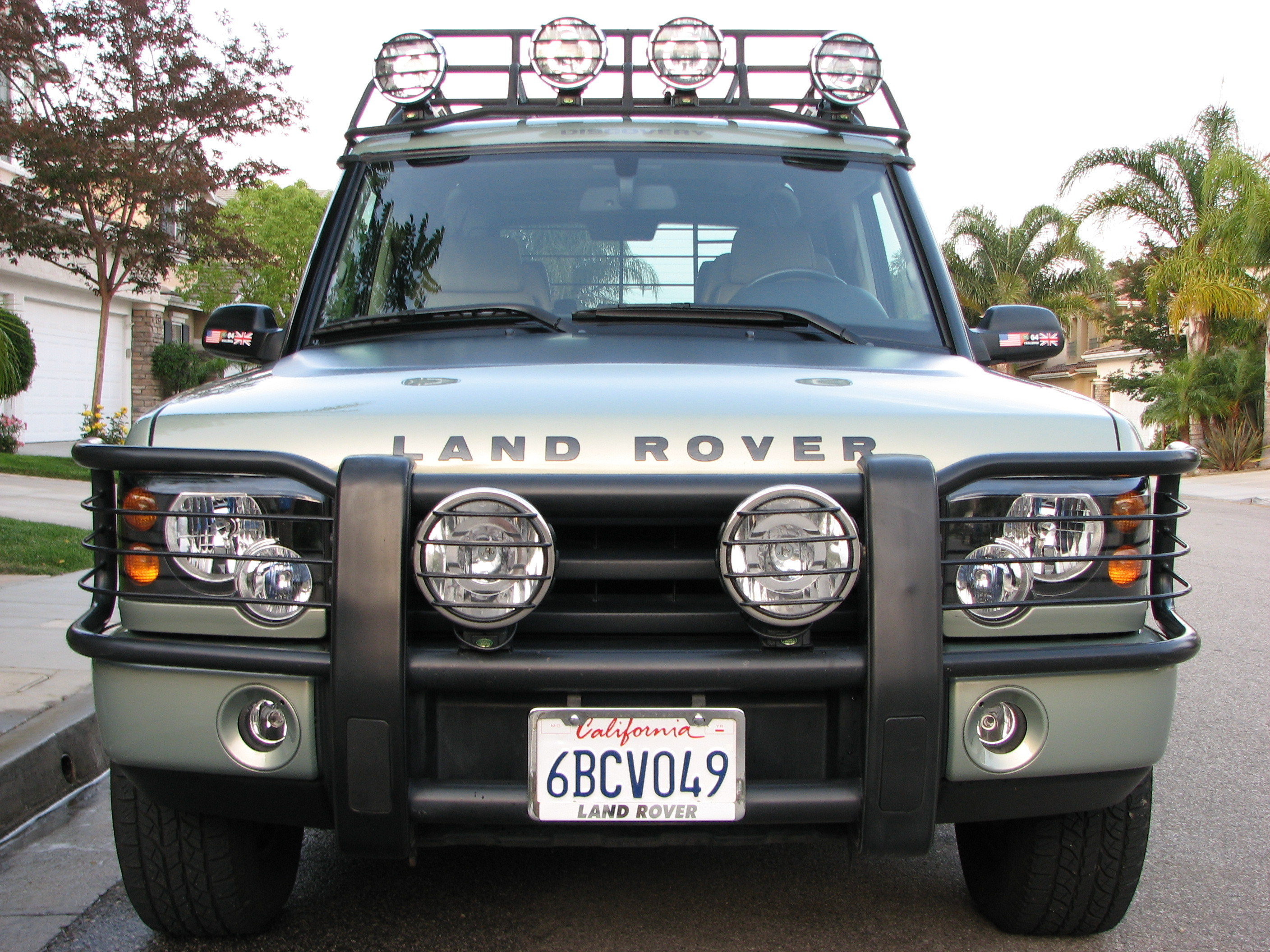 Another conradaleks 2003 Land Rover Discovery post... - 13273303