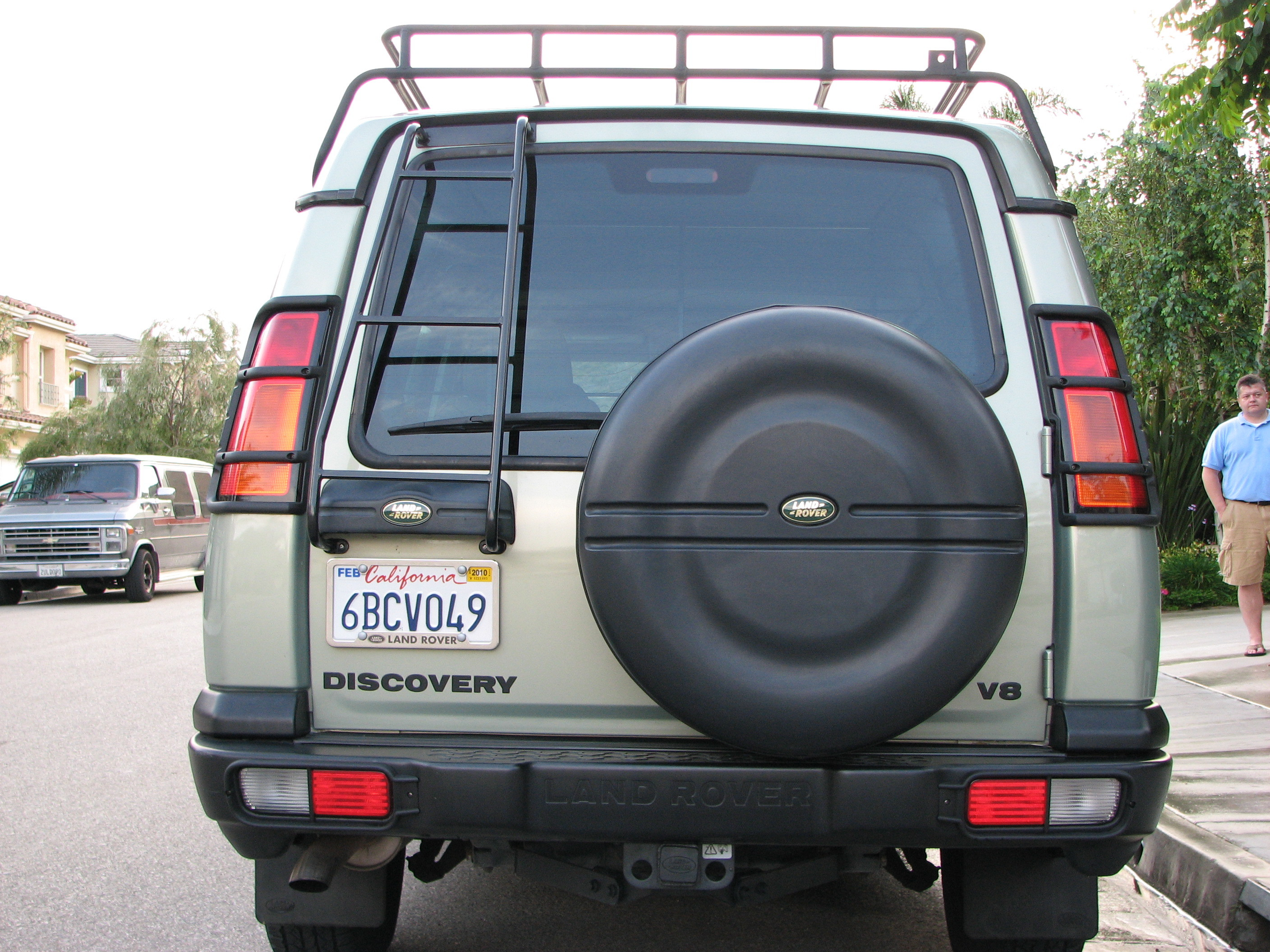 Another conradaleks 2003 Land Rover Discovery post... - 13273305