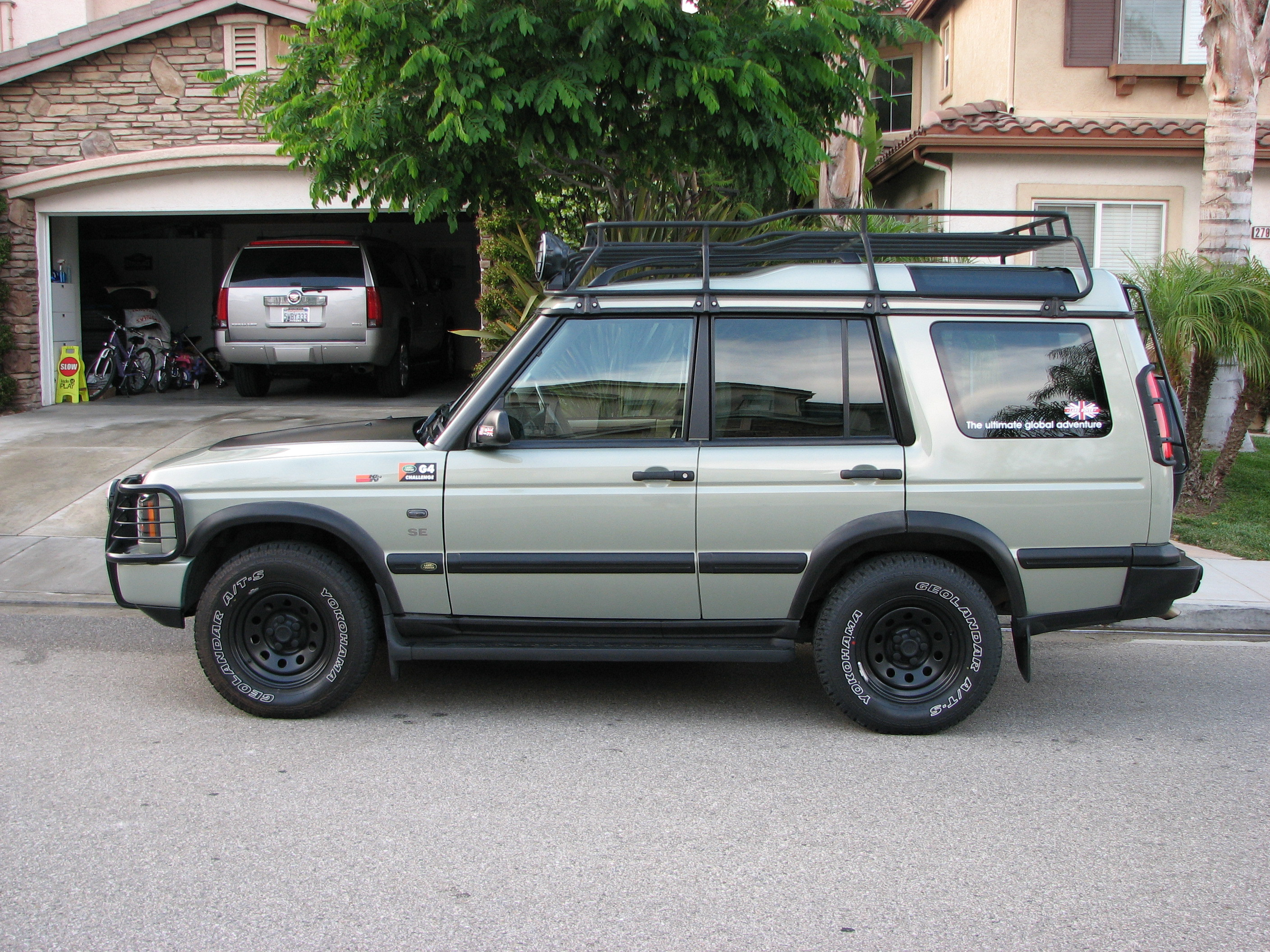 Another conradaleks 2003 Land Rover Discovery post... - 13273307