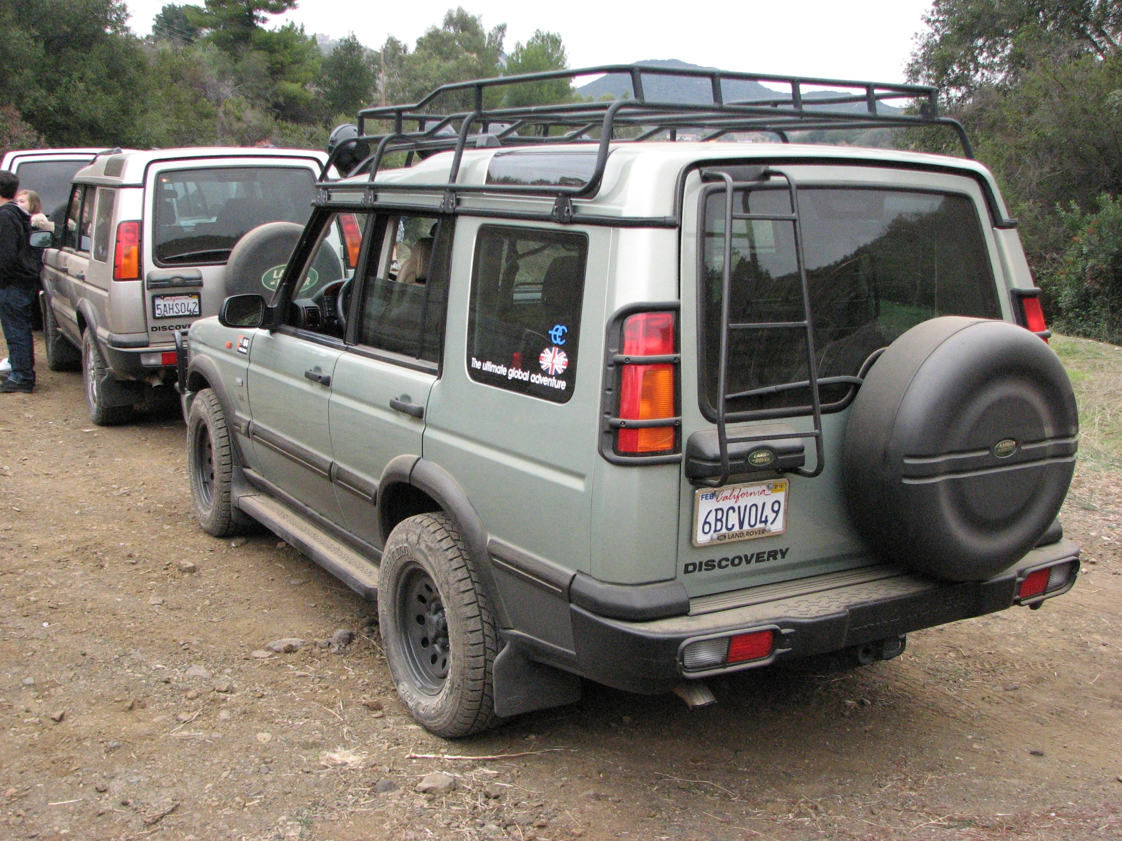 Another conradaleks 2003 Land Rover Discovery post... - 13273327