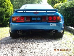 2Wide4Us 1986 Mazda RX-7
