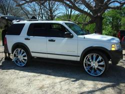 DaXFactors 2004 Ford Explorer