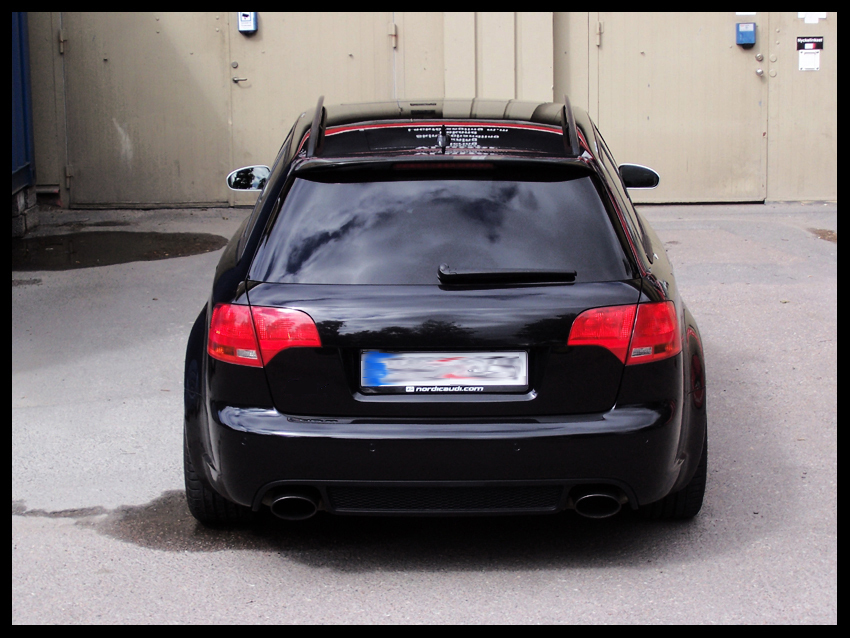 Another RS4Stockholm 2007 Audi RS 4 post... - 13273416