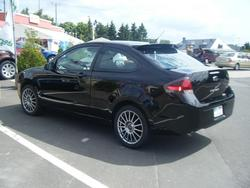 mels09focusses 2009 Ford Focus