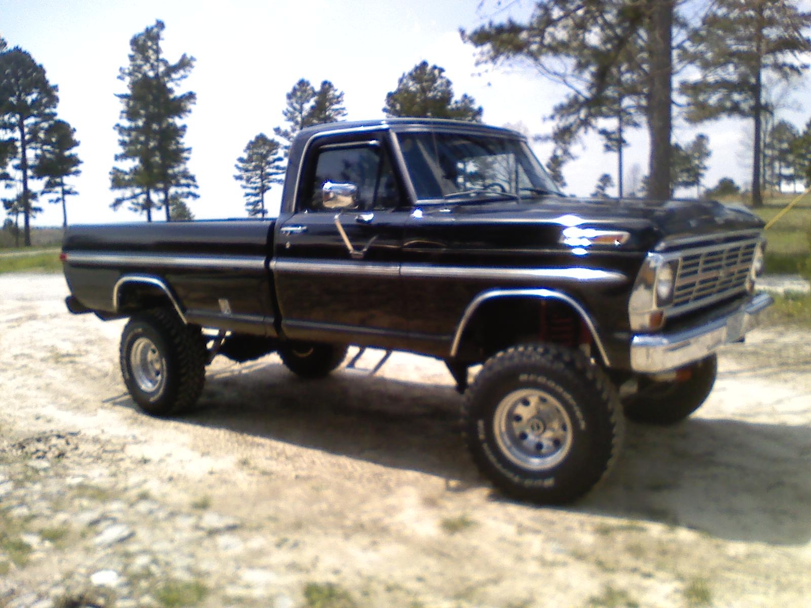 Jb65542 1970 Ford F150 Regular Cab Specs Photos Modification Info F100 Pickup Truck 33534300002 Original
