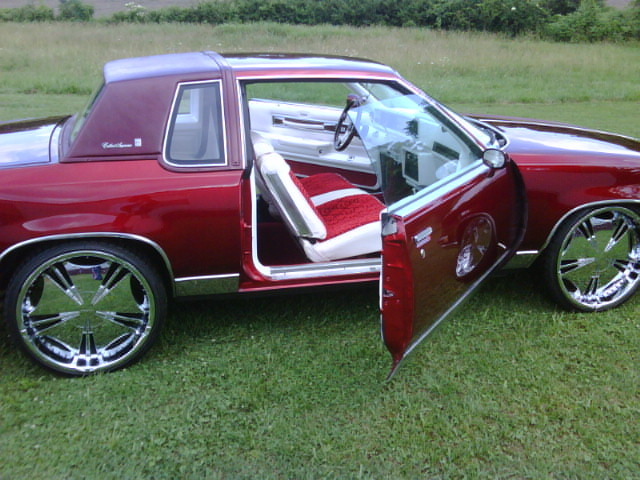 candycutty7682 1985 Oldsmobile Cutlass Supreme 13274846