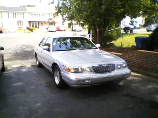 1995 Mercury Grand Marquis