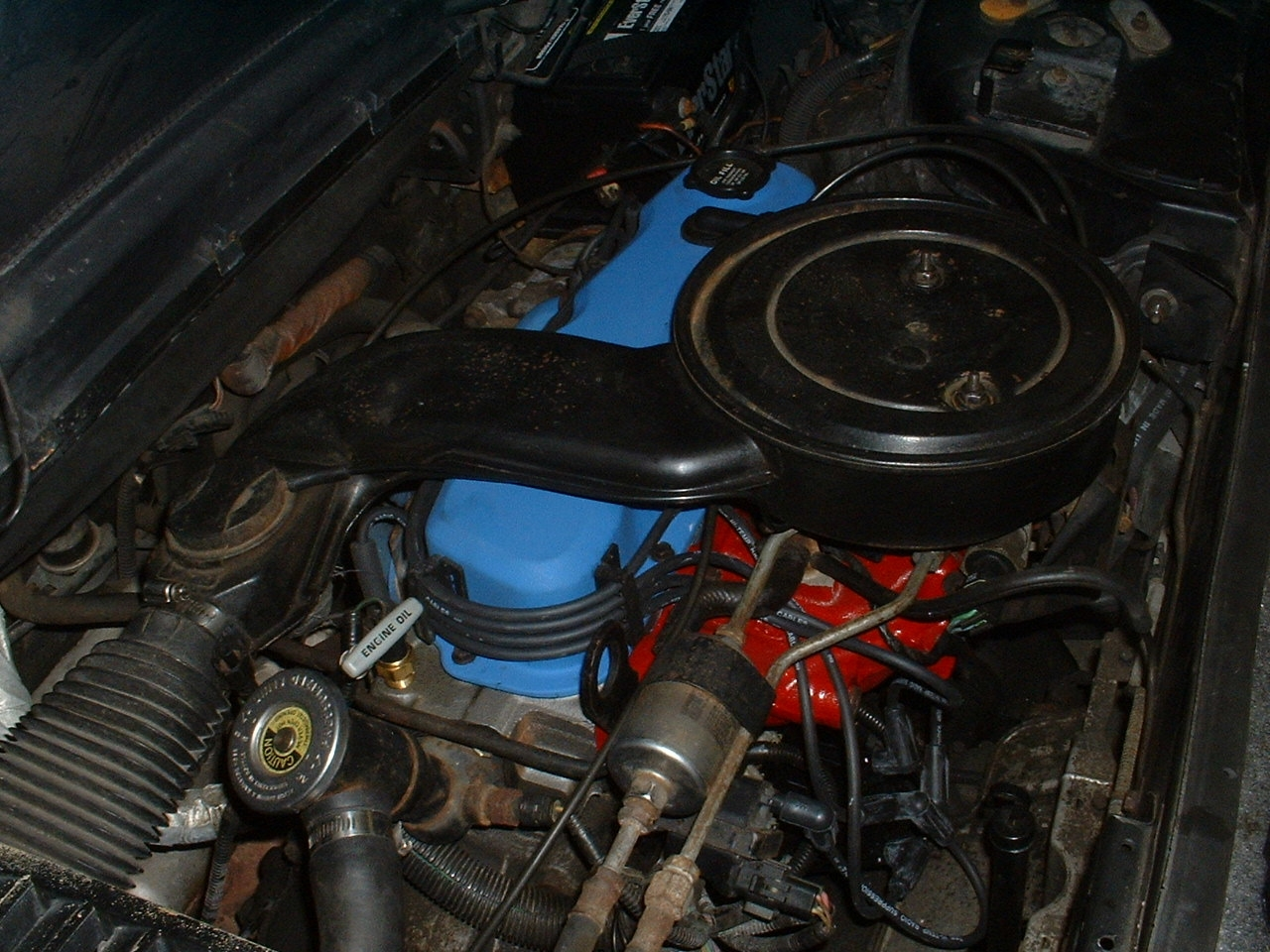 Gtwildfire 1986 Pontiac Fiero Specs Photos Modification Info At Oil Pan 33534730033 Original