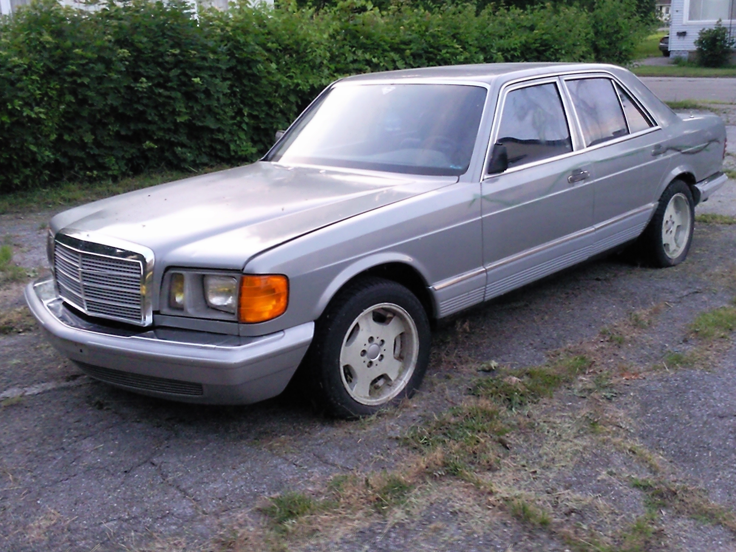 Another tonefresh92 1982 Mercedes-Benz S-Class post... - 13275245