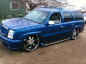 CHINOKUSTOMSs 2002 Cadillac Escalade