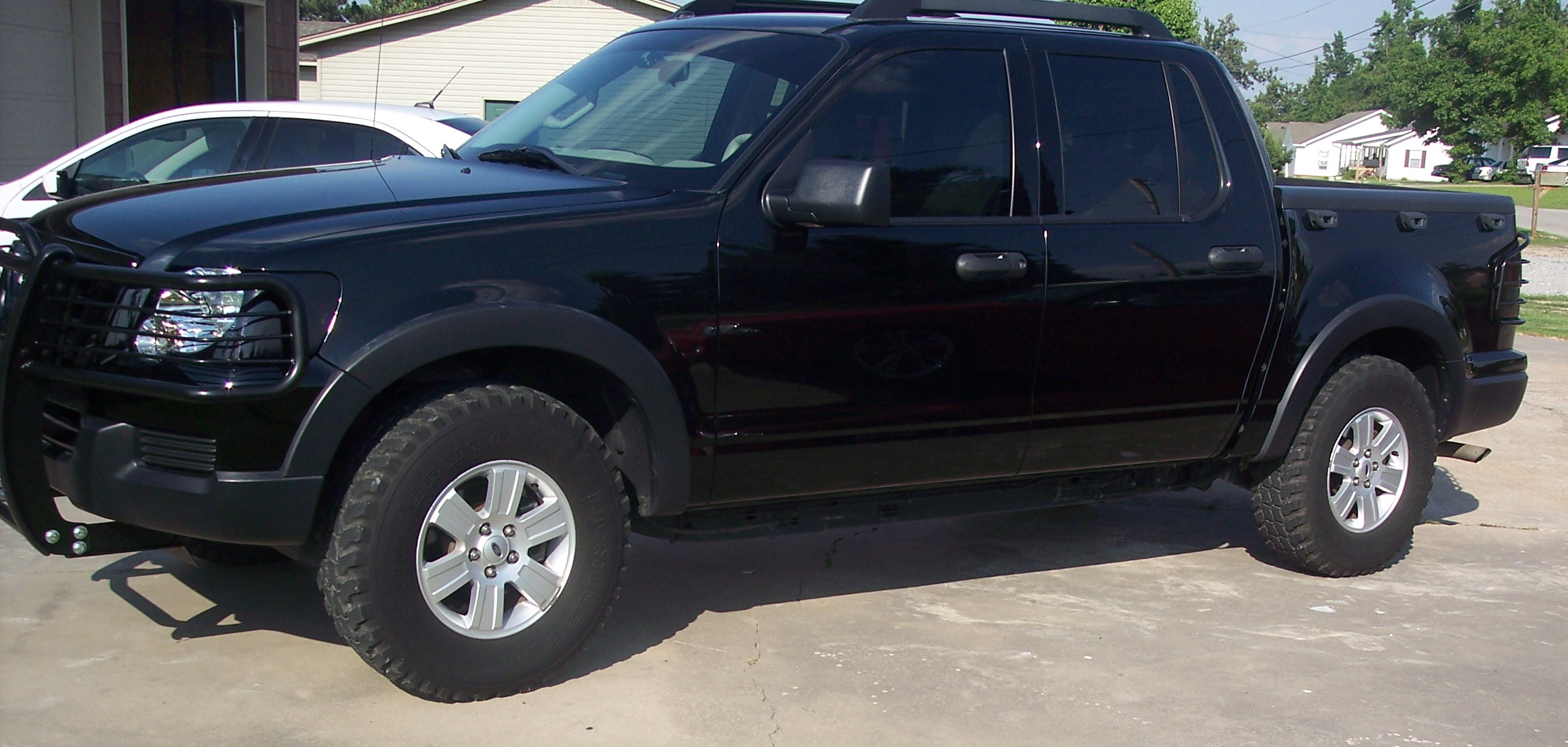dhousecustoms 2007 ford explorer sport trac specs photos. Black Bedroom Furniture Sets. Home Design Ideas