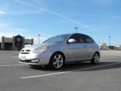 f1junkies 2009 Hyundai Accent