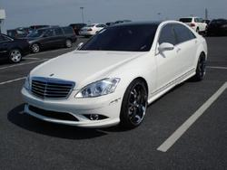 blaclabelkid 2009 Mercedes-Benz S-Class