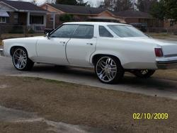 anothahit 1976 Oldsmobile Delta 88