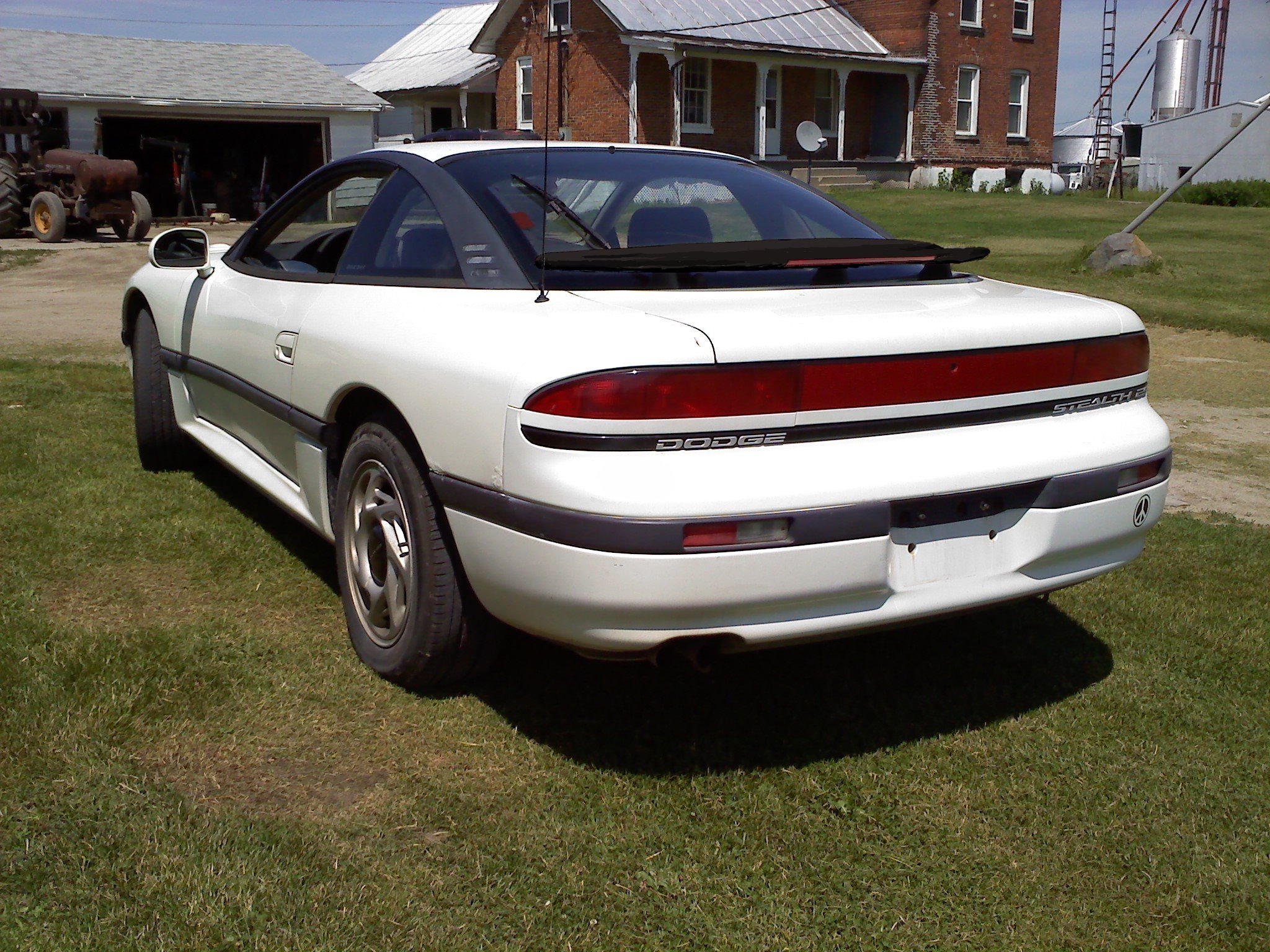 dviper0020 39 s 1992 dodge stealth in monroe mi. Black Bedroom Furniture Sets. Home Design Ideas