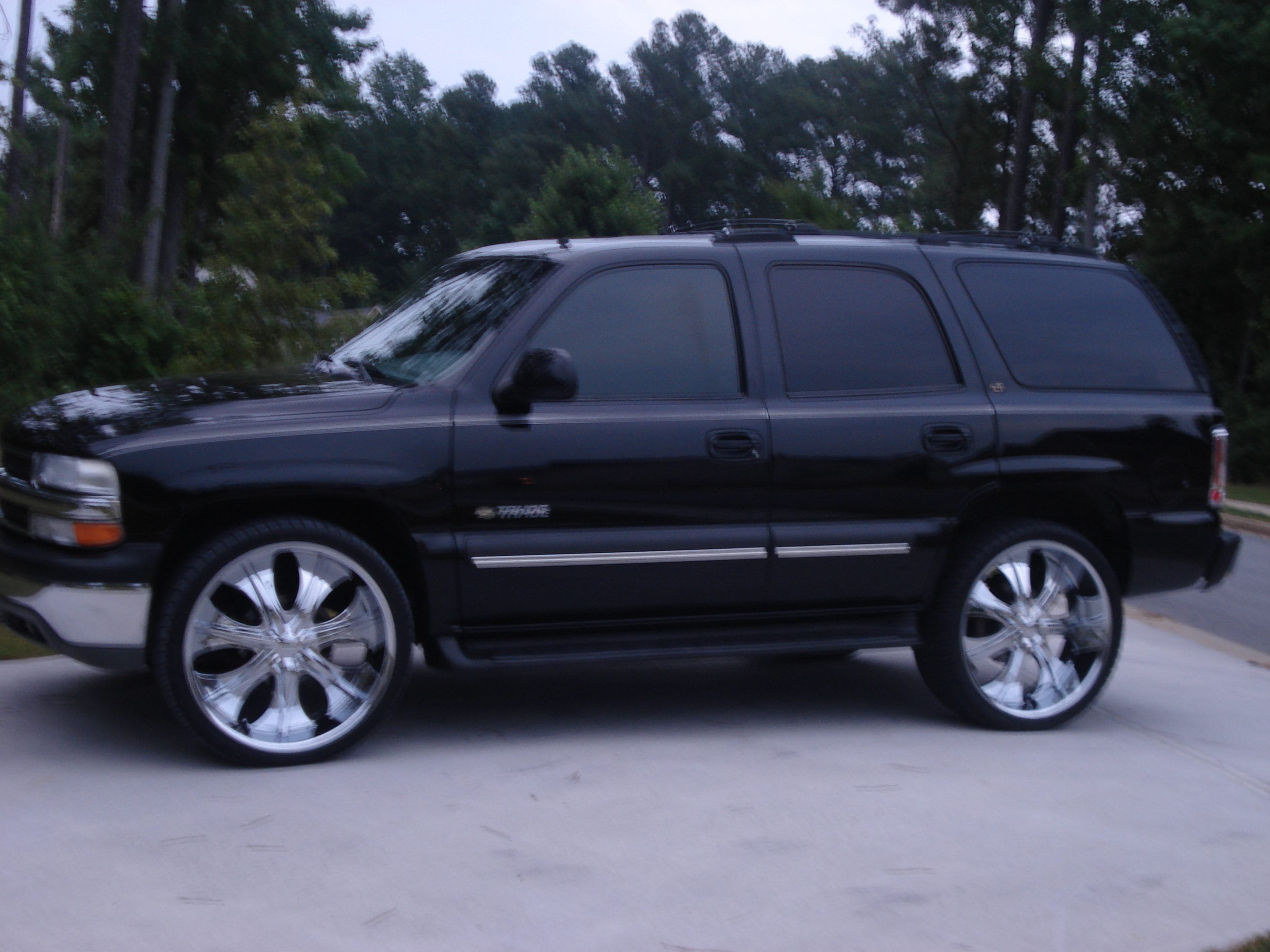 Another cuttdogg 2002 Chevrolet Tahoe post... - 13276608