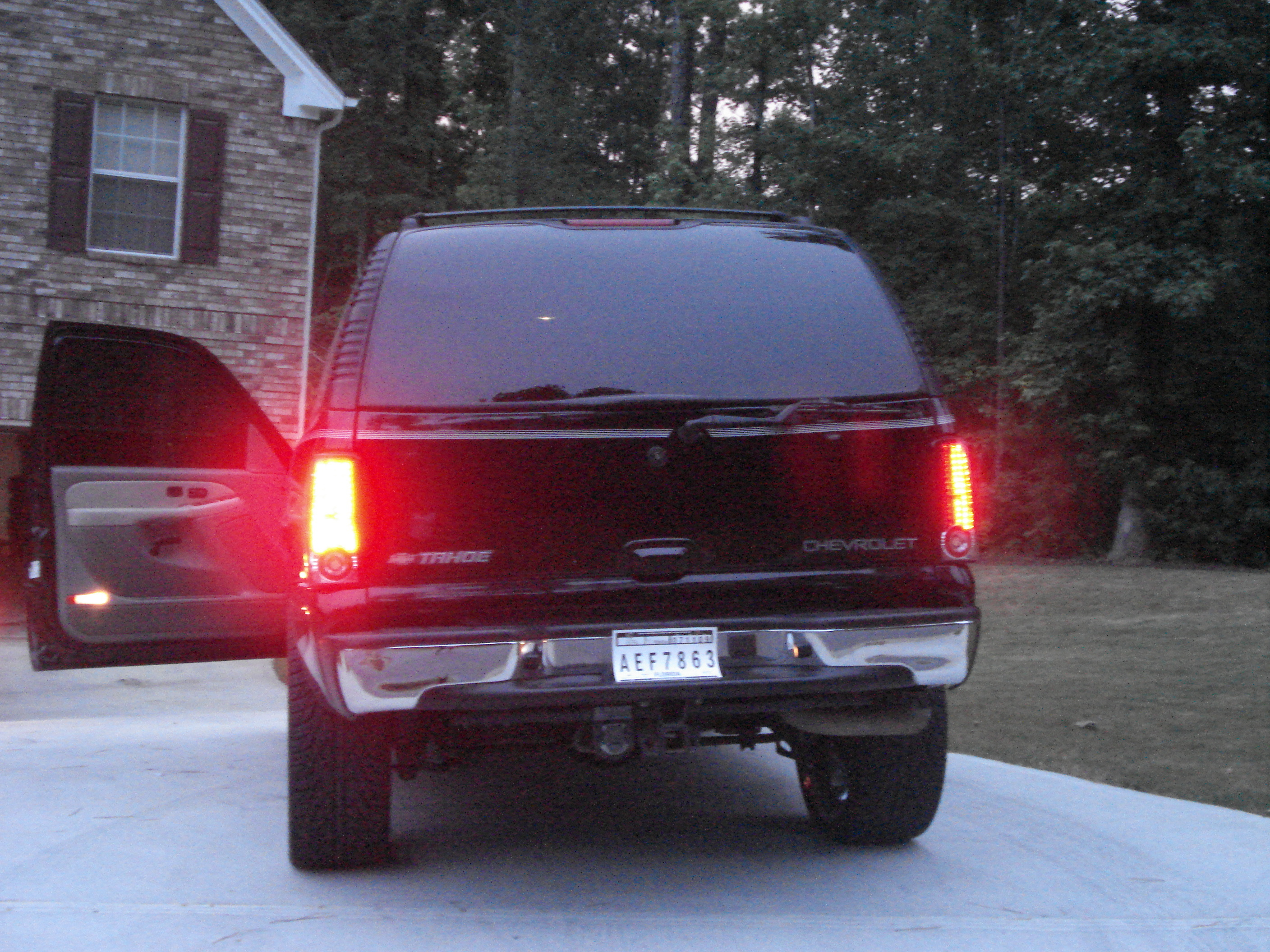 Another cuttdogg 2002 Chevrolet Tahoe post... - 13276628